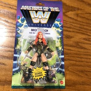 Masters of the Universe Becky Lynch posing figure